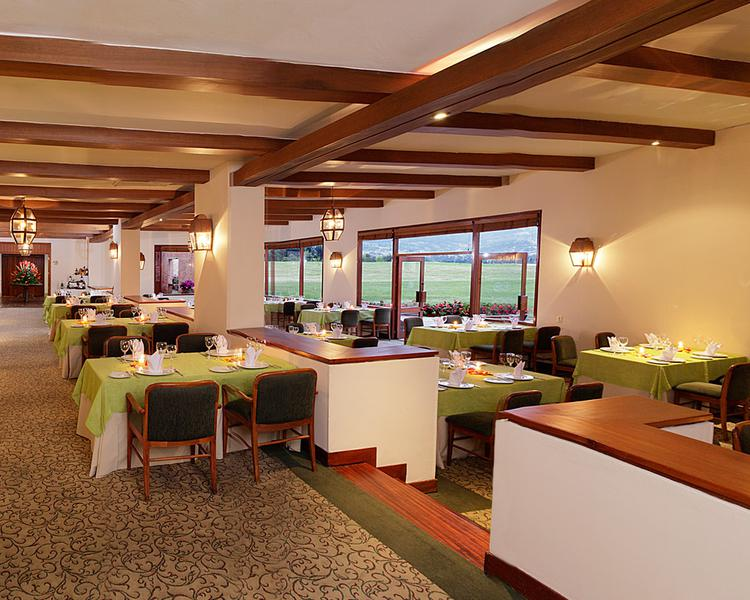 RESTAURANT ESTELAR Paipa Hotel & Convention Center Hotel Paipa
