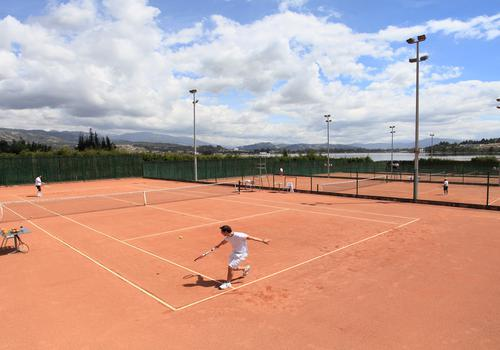 Tennis ESTELAR Paipa Hotel & Convention Center Hotel Paipa