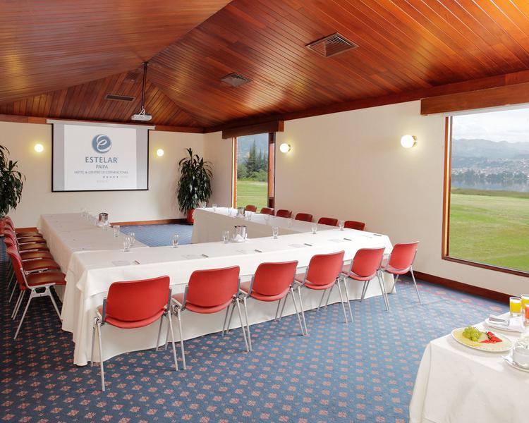 MEETING ROOM ESTELAR Paipa Hotel & Convention Center Hotel Paipa