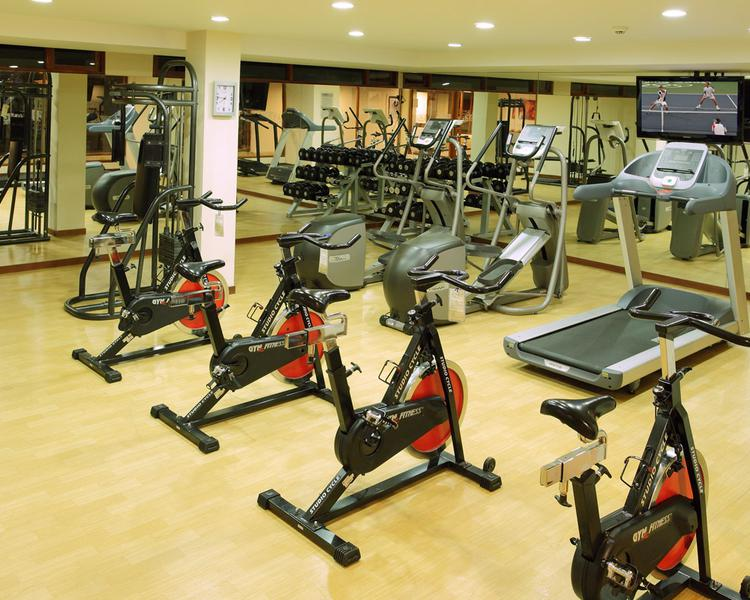 GYM ESTELAR Paipa Hotel & Convention Center Hotel Paipa